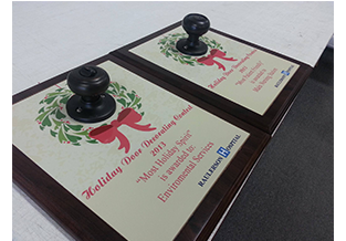 Plaques by Custom Graphics and Signs