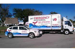 Fleet wrap by Custom Graphics and Signs