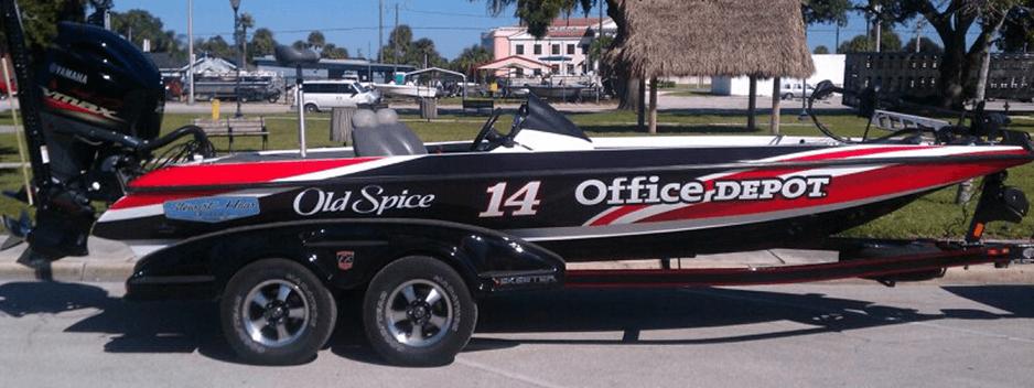 Boat Wraps Marine Wraps Boat Decals Vinyl Boat Lettering